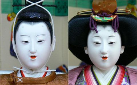 川瀬猪山 京人形界の頭師の第一人者